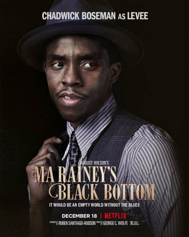 trailer Ma Rainey's Black Bottom