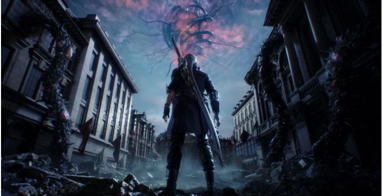 Devil May Cry 5 Next Gen