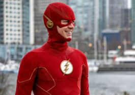 The Flash Grant Gustin