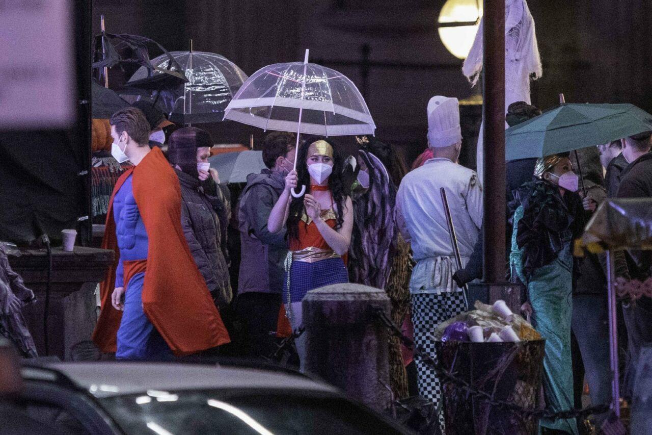 Foto Lokasi Syuting Batman