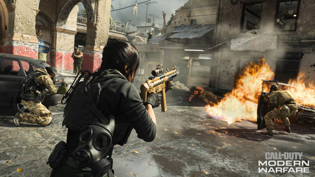 Infinity Dan Actvision Bocorkan Jumlah Akun Call Of Duty Warzone Yang Terbanned
