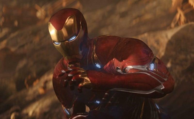 Aktor Iron Man MCU