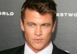 Luke Hemsworth Wolverine