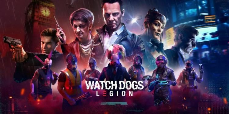 Mode Coop Watch Dogs Legion