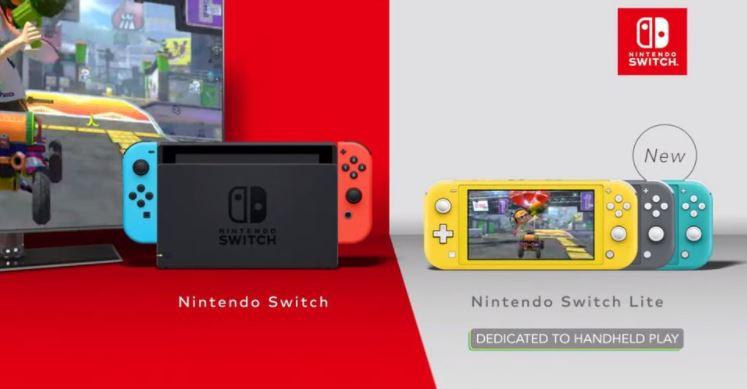 Nintendo Harus Utamakan Switch Lite