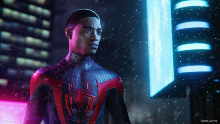 Pengembangan Spider Man Miles Morales Telah Selesai