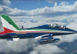 Pesawat Tempur Pertama Microsoft Flight Simulator
