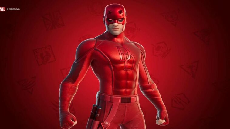 Skin Daredevil Fortnite