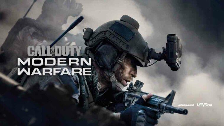 Ukuran Cod Modern Warfare Bengkak