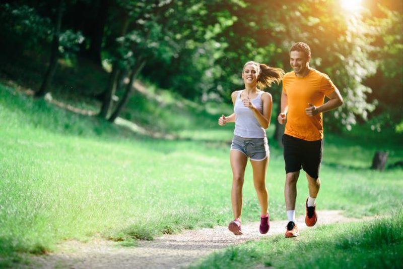 1 Get Outside And Walk Fit And Healthy World