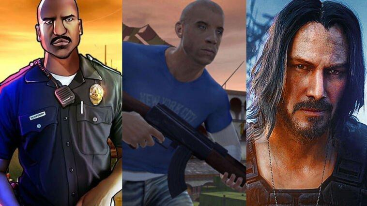 7 Artis Hollywood Yang Pernah Jadi Karakter Video Game