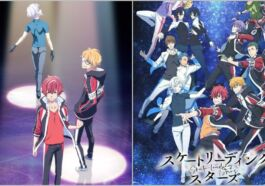 Anime Original Skate Leading Stars