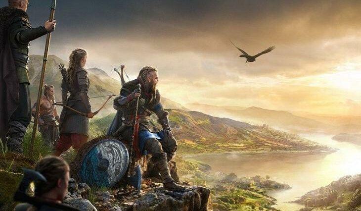 Gameplay Assassin's Creed Valhalla