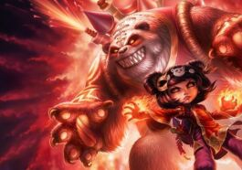 Build Terbaik Annie Lol Wild Rift