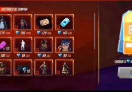 Event Shopping Spree Free Fire (ff)
