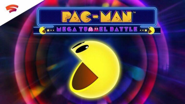 Fakta Menarik Pac Man Mega Tunnel Battle