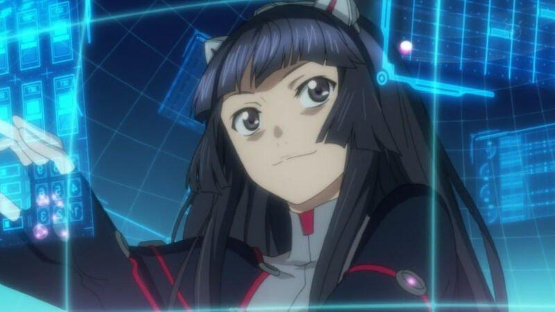 Rekomendasi Anime Sci-Fi Guilty Crown