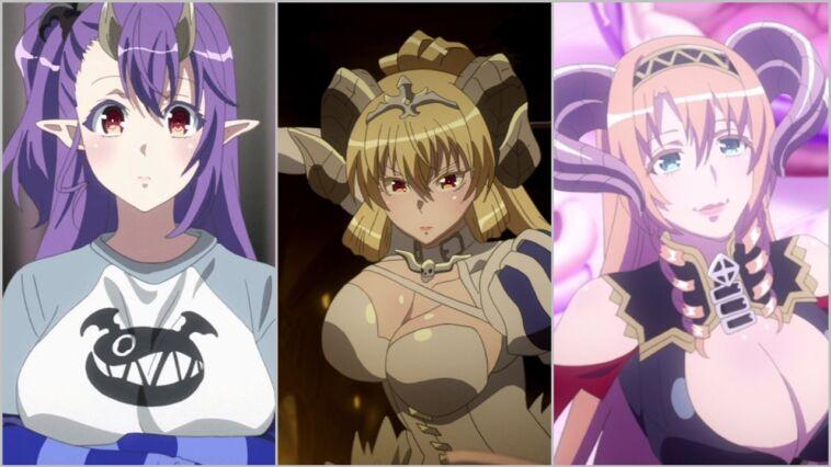 Iblis Cantik Dari Anime Sin Nanatsu No Taizai