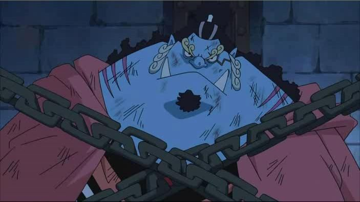 Impel Down Level 6 Jinbe
