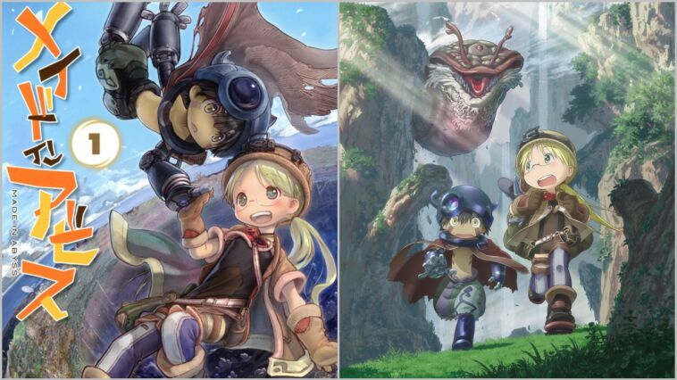 Lapisan Dan Kutukan Made In Abyss
