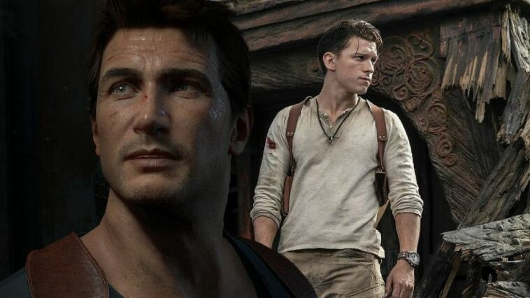 syuting film uncharted