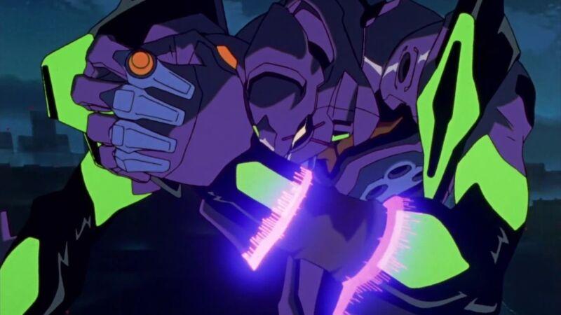 Rekomendasi Anime Sci-Fi Neon Genesis Evangelion