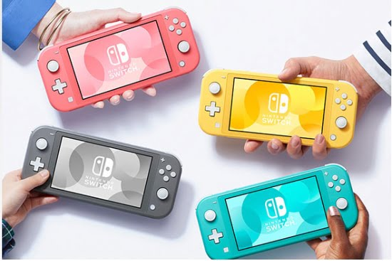 Nintendo Switch Jadi Konsol Terlaris Di Amerika Serikat