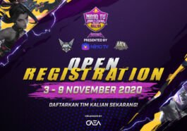 Open Registration Nma Season 2