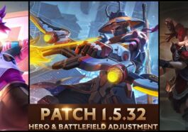 Pacth 1.5.32 Mobile Legends