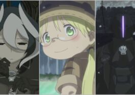 Pluit Putih Made In Abyss