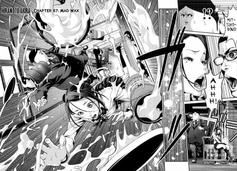 Rekomendasi Manga School Terbaik Prison School