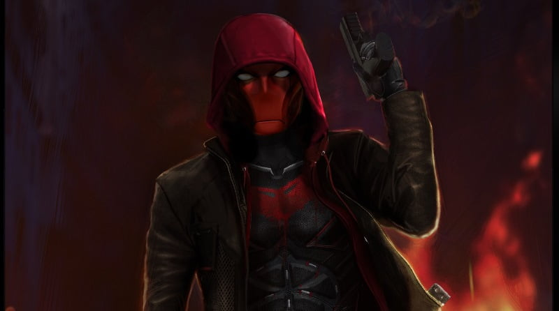 Red Hood Titans Hbo Max Header