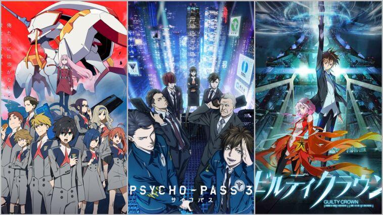 Rekomendasi Anime Sci Fi
