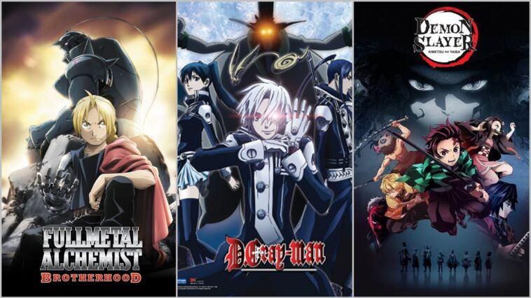 Rekomendasi Anime Shounen Keren