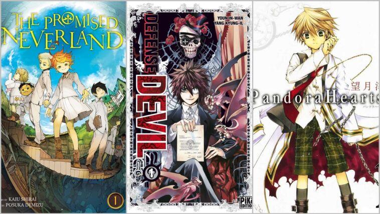 Rekomendasi Manga Misteri Terbaik