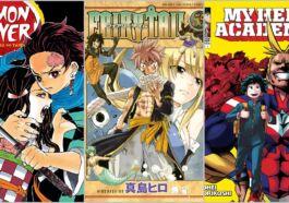 Rekomendasi Manga Shounen Untuk Remaja