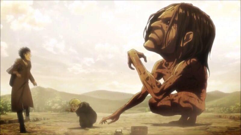 Plot Armor Reiner Selamat Dari Titan Ymir