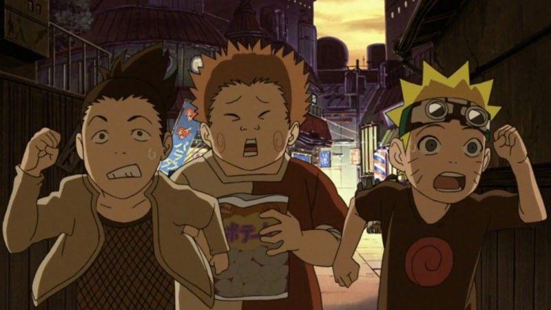 Bukti Shikamaru Sahabat Naruto Sering Menemani Naruto