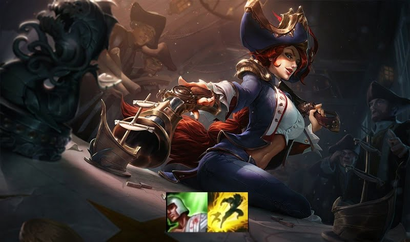 Spell Miss Fortune