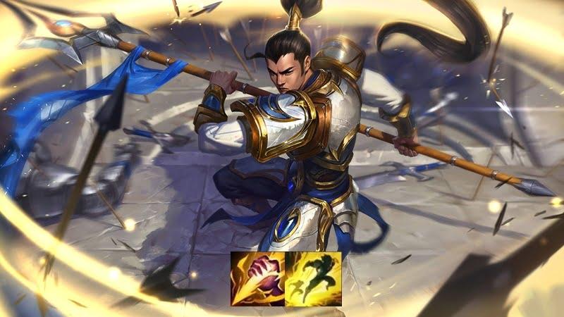Spell Xin Zhao Wild Rift