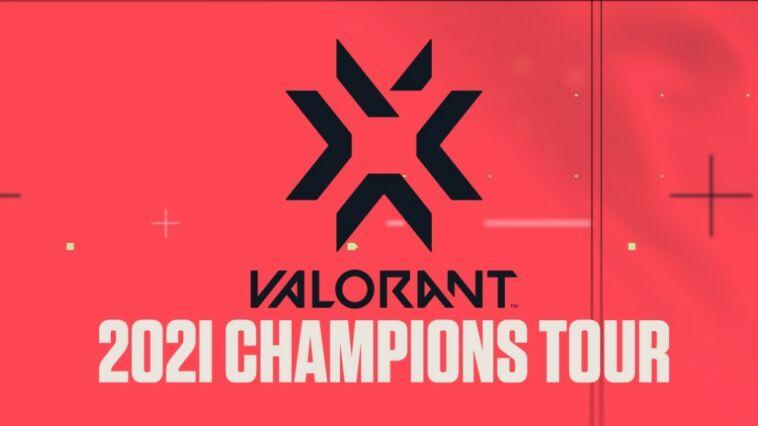 Turnamen Valorant Champions Tour 2021
