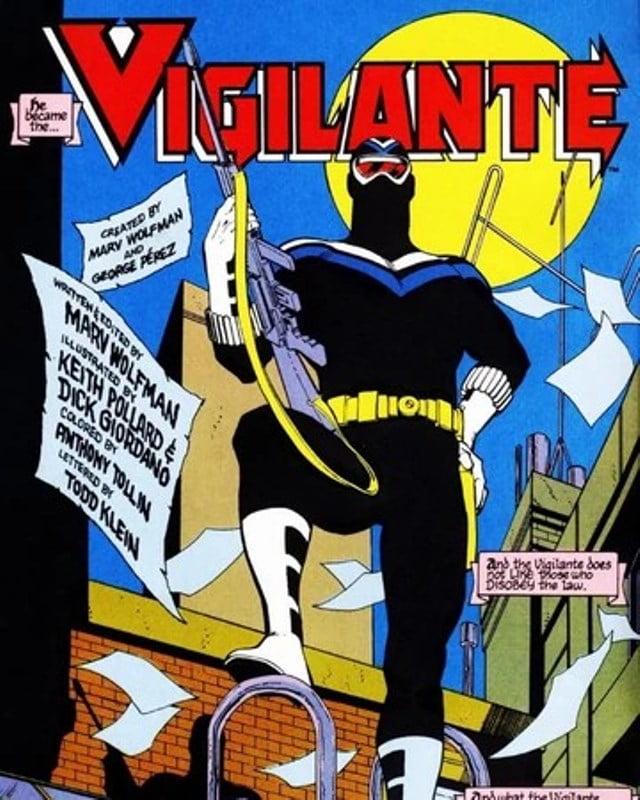 Peacemaker Vigillante