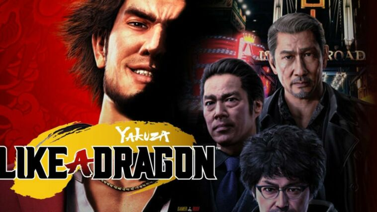Yakuza Like A Dragon Pc