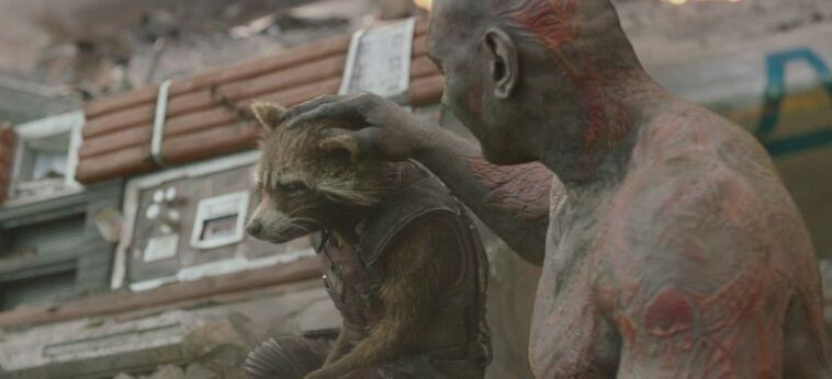 Adegan Favorit James Gunn Guardians Of The Galaxy