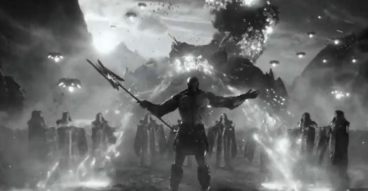 Alasan Darkseid Menginvasi Bumi