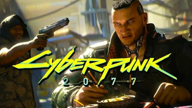 Cyberpunk 2077 Amd