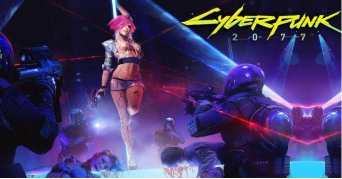 Cyberpunk 2077 Sensor