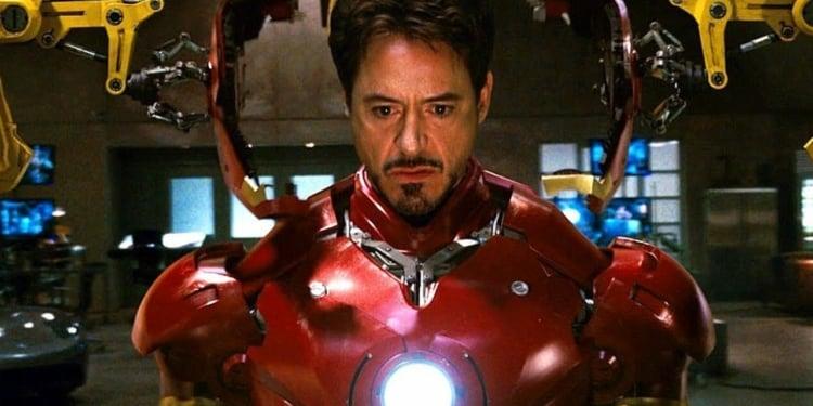 Rdj Helm Iron Man