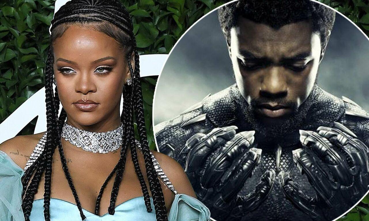 Rihanna Black Panther 2