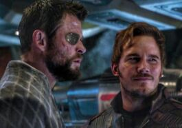 Star Lord Thor Love And Thunder
